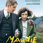 Maudie, El Color de la Vida (2016) #Drama #Pintura #Discapacidad #peliculas #podcast #audesc