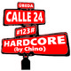 #123# Hardcore (by Chino) - Calle 24
