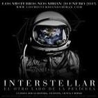 LMNM 113: 'Interstellar, el otro lado de la película' 'Relatos La Voz de las Tinieblas' 'Congreso Mazarrón más allá'
