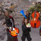 El cine por los oídos, episodio 13: Universo musical de los héroes de Marvel (Tyler, Silvestri, Elfman)