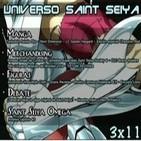 3x11 Saint Seiya: ¿Deberían de acabar definitivamente la saga original de Saint Seiya?, Manga, Merchandising, SS Omega