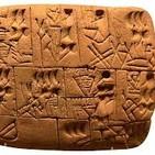 Mesopotamia. La escritura cuneiforme