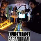 el cartel paranormal de la mega - noche de misterios
