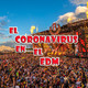'El CORONAVIRUS en el EDM ' - PODCAST 'Music is our religion'