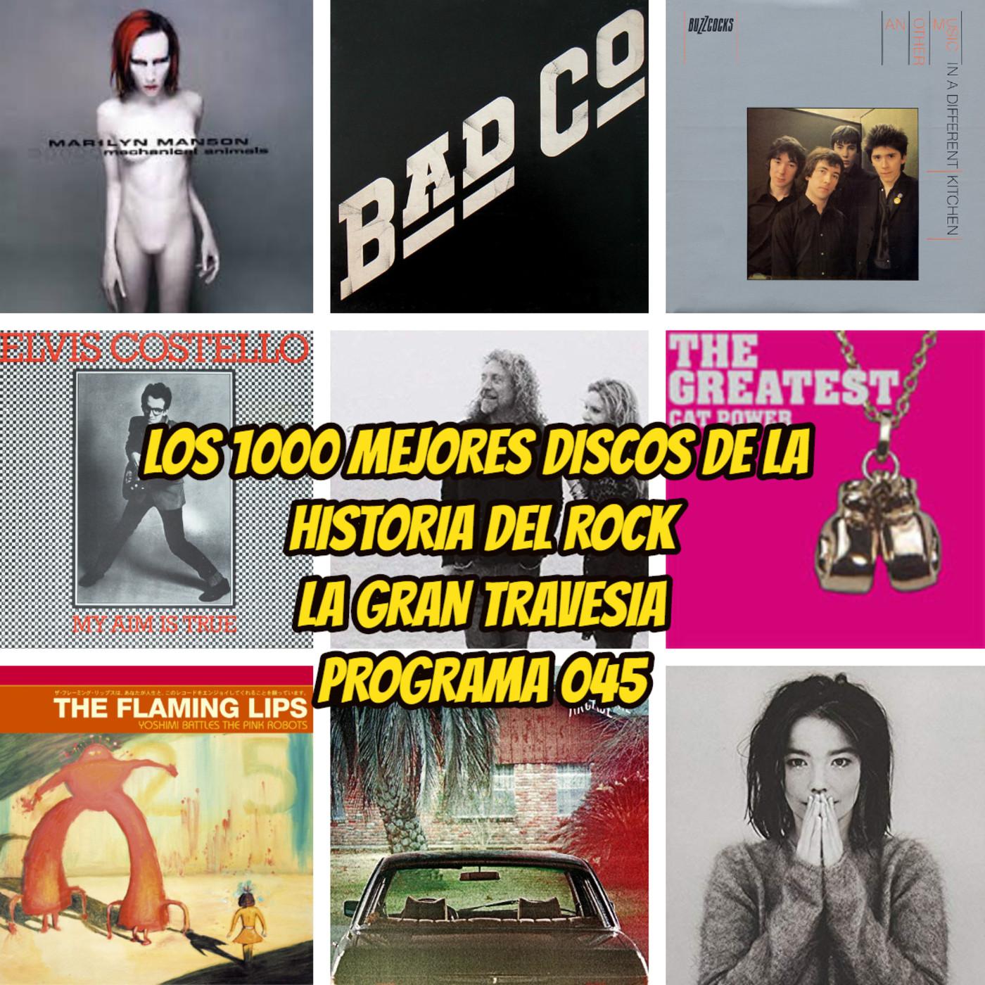 Los 1.000 mejores discos de la Historia del Rock 045. La Gran Travesía.