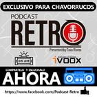 Podcast Retro Agosto 2019