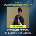 Evidencias de Presencia Extraterrestre en la Tierra - José Luis Giménez ( Audio Cambiado )