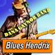 DANA GAYNOR · by Blues Hendrix