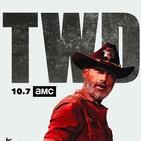 La butaca Zombie The Walking Dead 9 temporada(Primera parte)