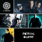 LC Especial La saga Bourne - El caso Bourne, El mito de Bourne, El ultimátum de Bourne, El legado de Bourne,Jason Bourne