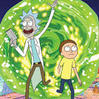 Rick and Morty temporada 4 capítulos 1 y 2