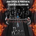 Episodio 28 de Julio de 2019 Especial Power metal y entrevista con las bandas Lord Thanatos Y Boca del dragón Part 2