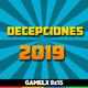 GAMELX 8x15 - Decepciones 2019 + repaso a nuestras Navidades