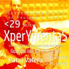 XperYmentaS_29_02.10.18_Patxi Valera. Entrev.+ live music +E.Circonite+M.Jordà.