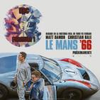 F1 BANDERA A CUADROS 4x06 - Le Mans 66 | comentamos la pelicula