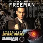 LODE 6x29 CRYING FREEMAN cómic + película, Expediente Star Wars: Base STARKILLER
