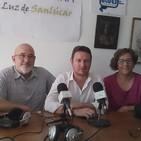 "Entrevista a Rafael Montaño "" Radio esquina Sanlúcar de arrameda "" 10/10/2018"