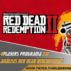 4Players 241 Análisis Red dead redemption 2