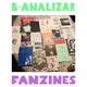 B-ANALIZAR FANZINES 8: El fanzine como objeto burgués.