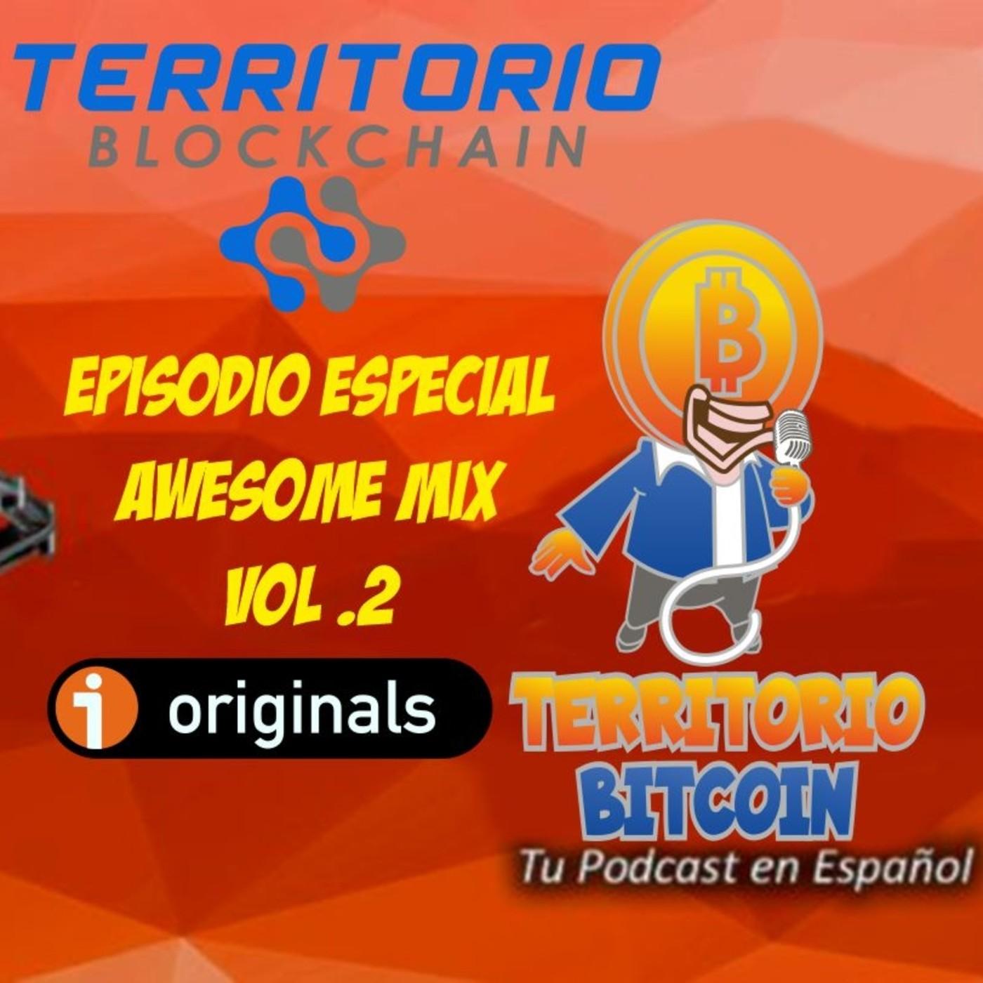 Awesome mix Vol2 la banda sonora del podcast blockchain