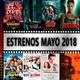 El podcast de C&R - 3x25 - ESTRENOS MAYO '18: Vengadores: Infinity War, Un lugar tranquilo, Rampage y cine francés