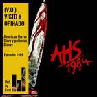 (V.O.) VISTO Y OPINADO: American Horror Story, Annabelle 3 y Disney 1x09