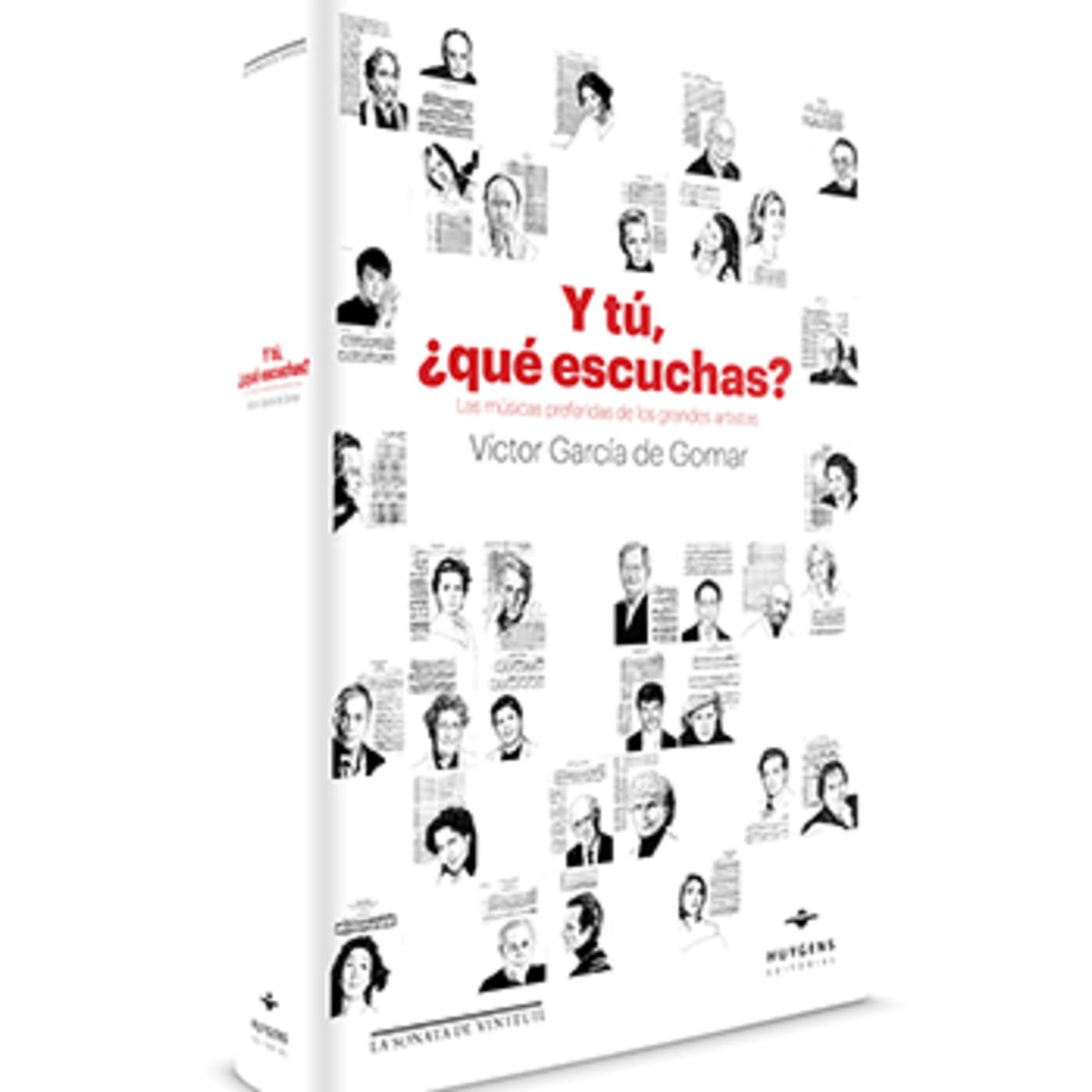 Víctor García de Gomar parla del llibre 'Y tu, ¿qué escuchas?'