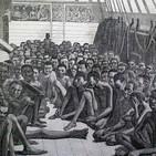 35. El comercio de esclavos africanos en América