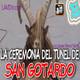 La ceremonia del tunel de San Gotardo NO fue un ritual satánico con Javier Perez Nieto