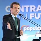 Casado asegura que Ciudadanos intentará gobernar con el PSOE a nivel autonómico y local