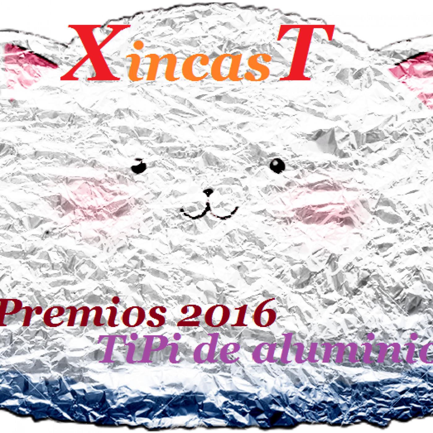 XincasT Alpacas 2016. Edition TiPis de aluminio