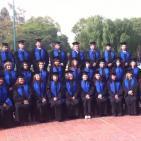 Ceremonia graduación segunda generación