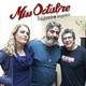Entrevista con Alfredo y Agnes de MISS OCTUBRE