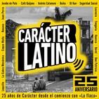 Carácter Latino 25 Aniversario (2020)