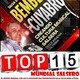 TOP 15 MUNDIAL SALSERO, EMISION # 30 semana del 22 al 29 de Noviembre, de 2019. #Top15MundialSalsero