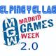 Madrid Games Week 2018, cuarto y mitad de juegos