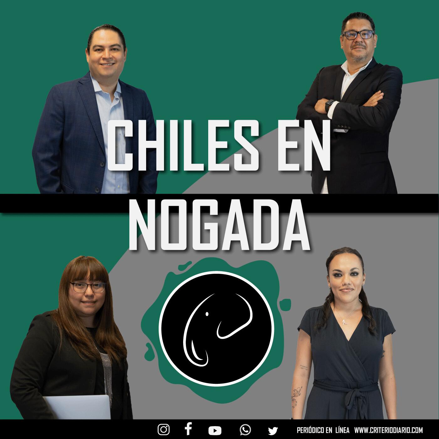Episodio 2. Chiles en Nogada