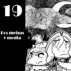 Dos meigas y media - Papel, lápiz y dados - La maldición de Strahd - Capítulo 19
