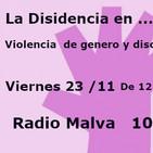 Hablamos contra la violencia de género