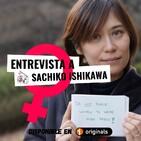 Hablamos sobre feminismo en Japón, con Sachiko Ishikawa (石川幸子)