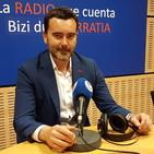 Josu Andoni Begoña, candidato del PNV a la alcaldía de Loiu
