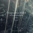 #884, música para exploradores