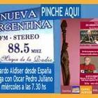 Palencia y Los San Martín - Eduardo Aldiser – Oscar Pedro Juliano – Radio Nueva Argentina FM 88.5 Ituzaingó