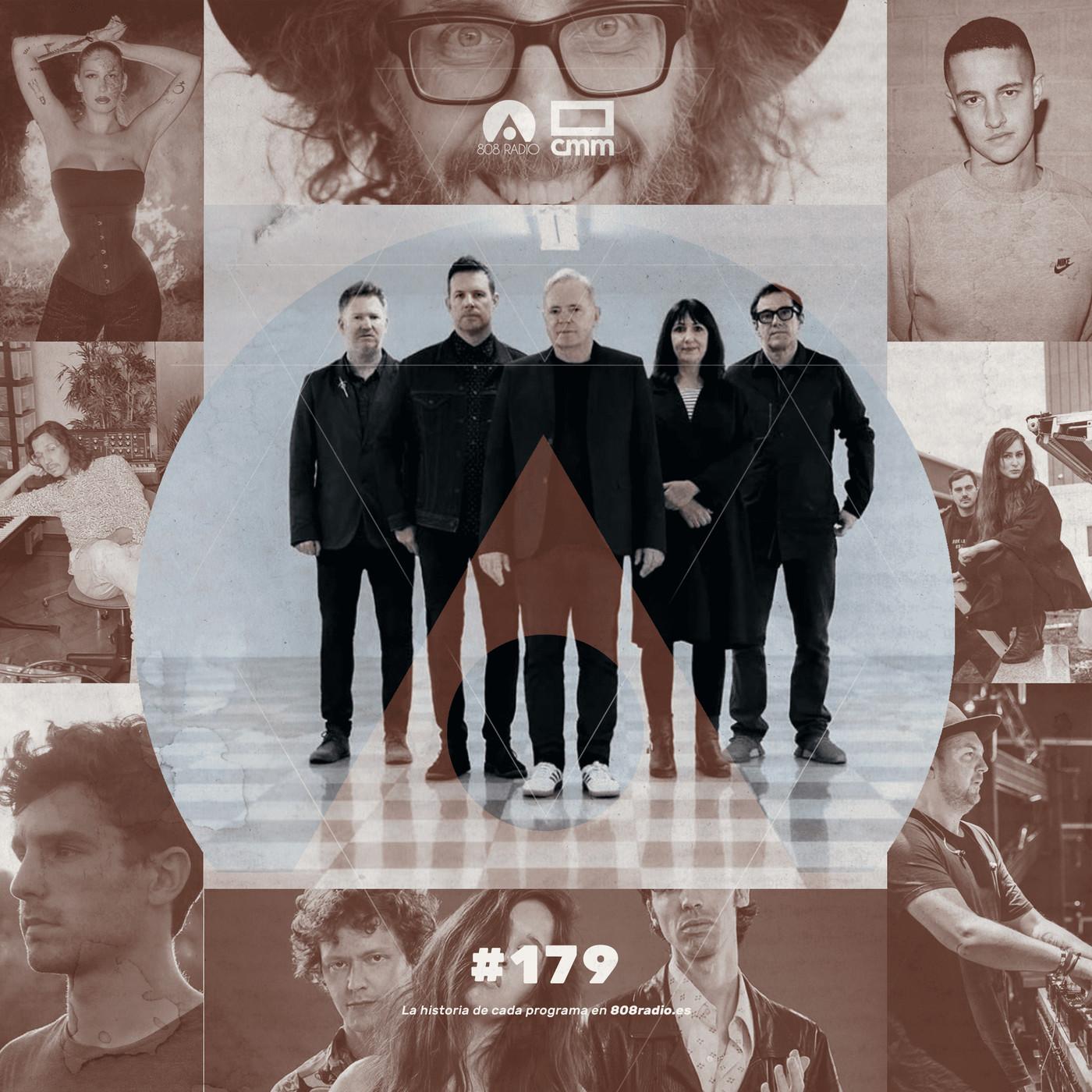 808 Radio #179 / New Order / CMM Radio – 12/9/2020