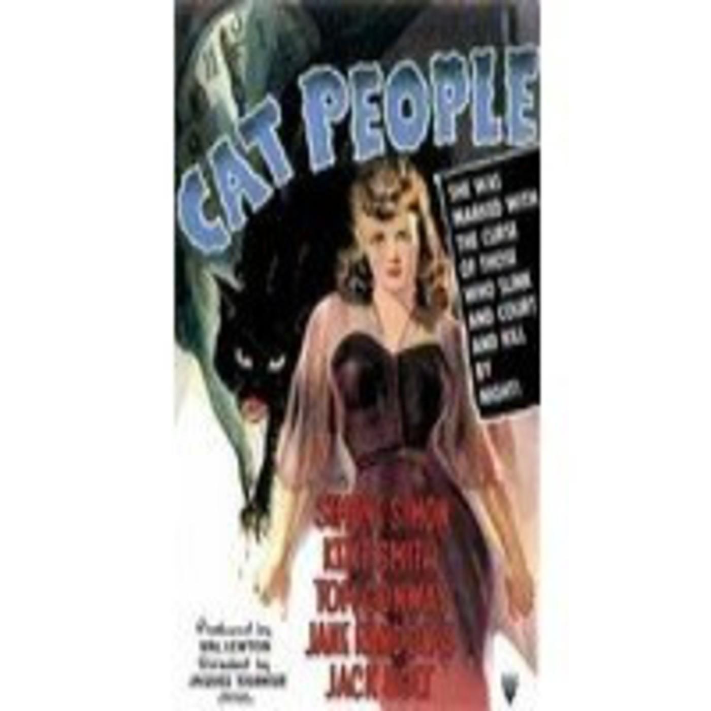 La Mujer Pantera (1942). CINE EN B&N