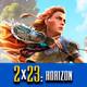 Podcast LaPS4 2x23 : Análisis Horizon Zero Dawn, Berserk y estrenamos Review Enfrentada