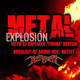 79º Programa metal exploxión by Rafael Berisio (Italia)