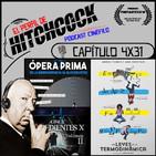El Perfil de Hitchcock 4x31: Entrevista Miguel Ángel Plana, Las leyes de la termodinámica, Doom y El último hombre.