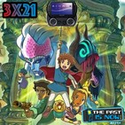 3x21 Tinder en animal Crossing, el fracaso de PSP Go! y Ni No Kuni la ira de la Bruja Blanca