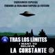 """La Constante crossover con Tras los límites """"Cuando la realidad supera la ficción"""" con Frank Spotniz, David Lynch..."""